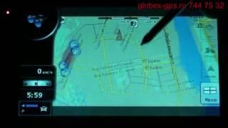 видео Обзор автомобильного навигатора JJ Connect 6000 WIDE