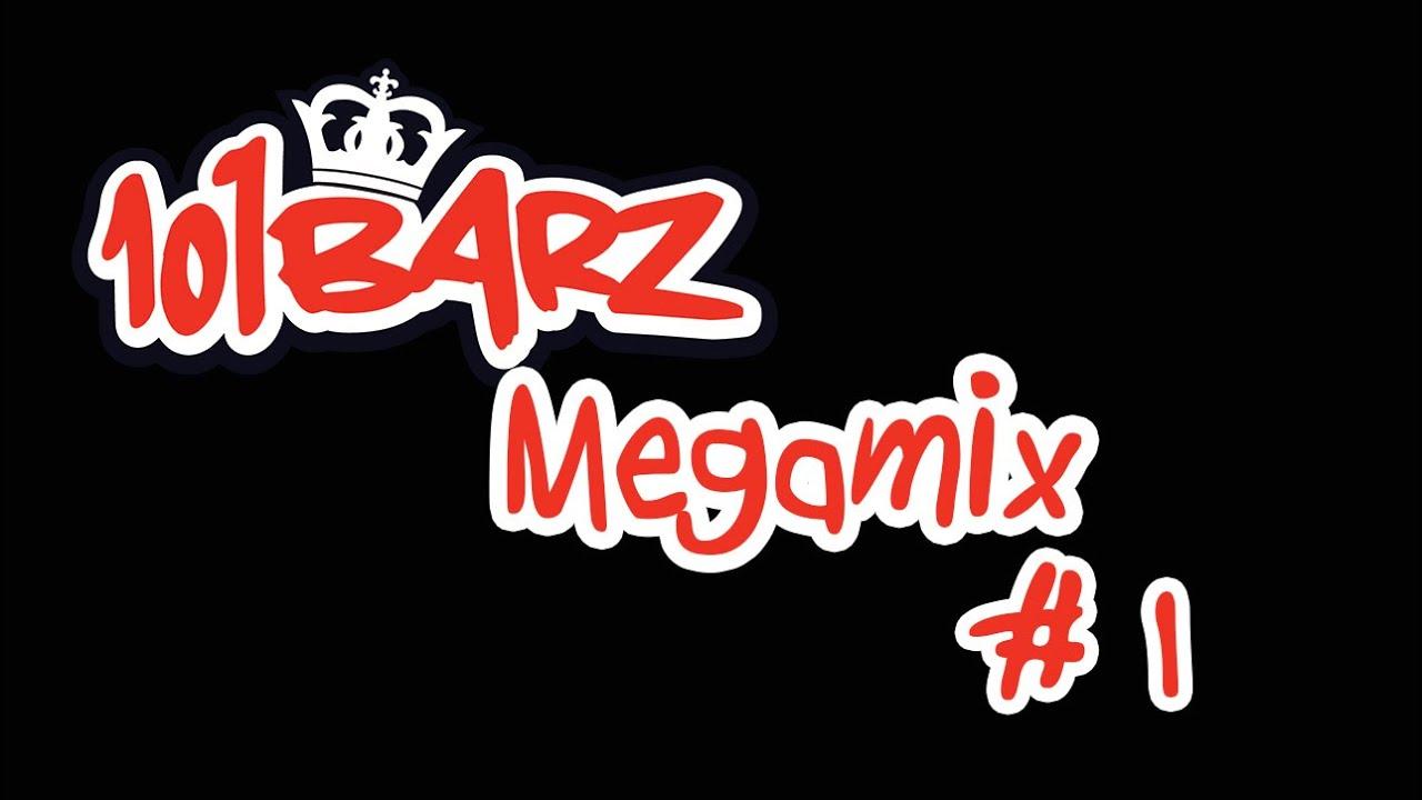 101 Barz Megamix #1