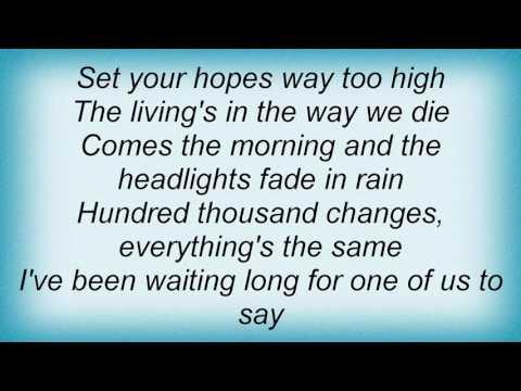 A-ha - The Living Daylights Lyrics