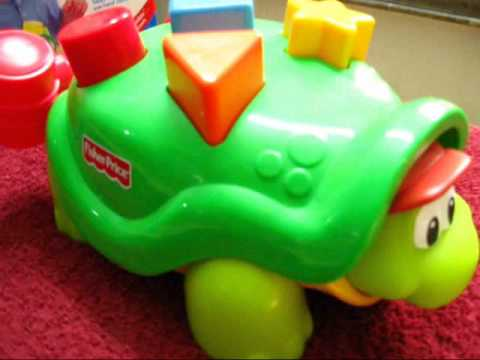 Fisher-Price Tappy the Turtle