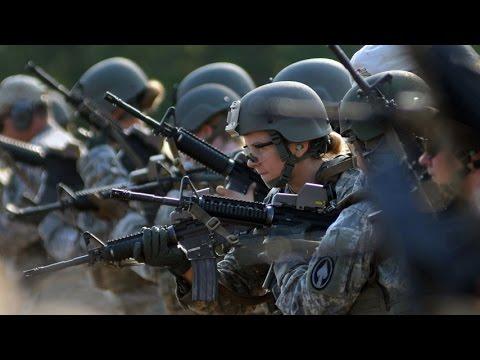 Women In Combat, In Their Own Words