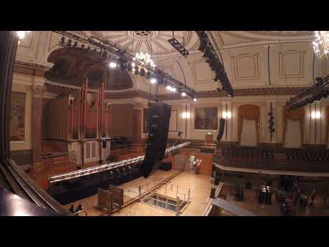 Music Hall Time Lapse