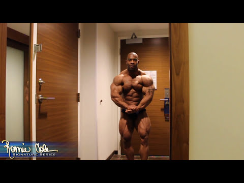 Posing Practice - Ronnie Coleman Athlete Cory Mathews Road to the Arnold: Subscribe for my weekly videos! http://goo.gl/3PBf8v Buy Now: http://www.bodybuilding.com/store/ron...  The night before the Arnold Classic 2015 I went up to @CoryMathewsIFBB's room to go over his posing with him one last time to make any last minute adjustments before he hit the stage for prejudging. Check this video out and see what a day in the life of a bodybuilder looks like less than 24 hours out from a show!!  Follow me: http://facebook.com/RCSups http://twitter.com/BigRonColeman http://instagram.com/ronniecoleman8  Get all of my products here http://ronniecolemanstore.net  Check out the rest of my videos - http://youtube.com/rcsstv  Subscribe to receive new videos in your feed - http://goo.gl/3PBf8v