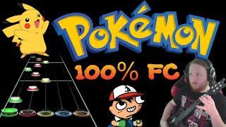 Скачать Pokemon 100 Full Combo Guitar Hero Custom Medley