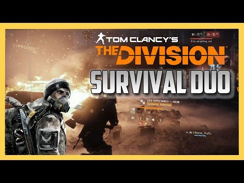 Survival Duo in The Division