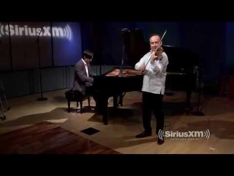 "Igudesman & Joo Perform ""Maria Of Springfield"" // SiriusXM Pops"