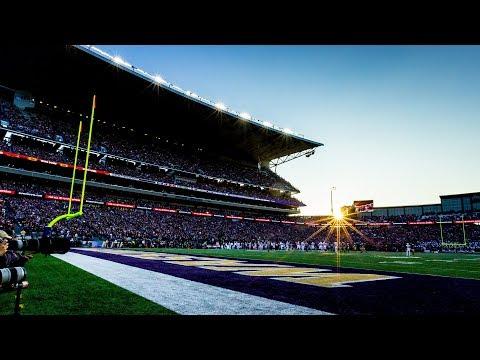 Washington Huskies Football 2018 - 2019 Pump Up -