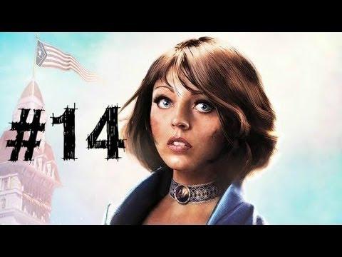 Bioshock Infinite Gameplay Walkthrough Part 14 - Handyman - Chapter 14