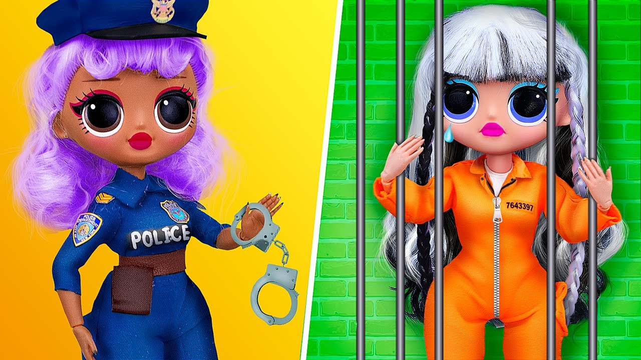 Aventuras Policiales / 11 DIYs para LOL OMG