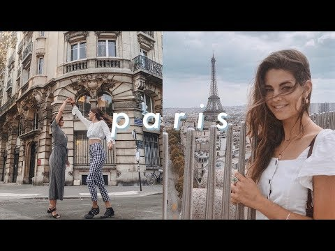 A WEEK IN PARIS | travel vlog
