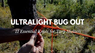 11 Essential Knots for Survival and Bug Out