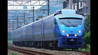 JR九州:883系・特急ソニック20号 通過シーン
