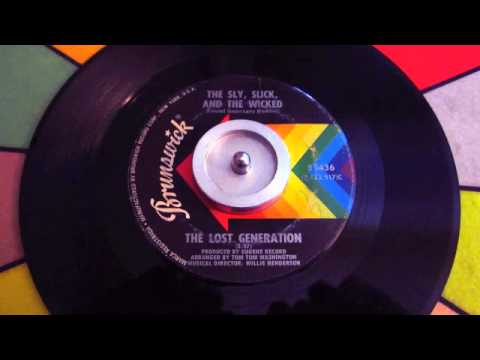 The Lost Generation - The Sly, Slick, And The...