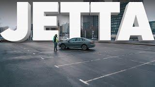 Volkswagen Jetta, прости, но... /  Большой тест-драйв