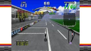 Daytona USA Deluxe: Three-Seven Speedway (Uma 2)