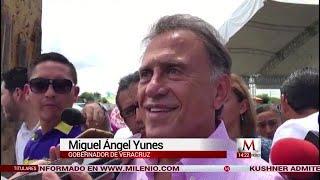 Yunes dijo que aportará más elementos contra Javier Duarte