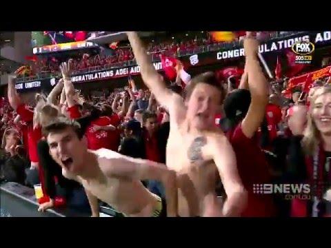 A-League Grand Final | 9 News Adelaide