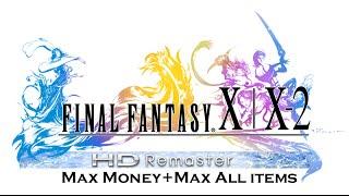 [PS3] Final Fantasy X HD Remaster *Max Money+Max All Items Save*