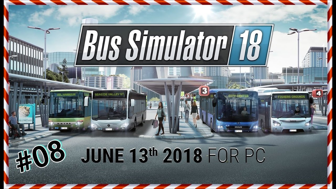 Bus Simulator 18 Wiener Liniengameplay Karriere 07 Deutsch Pc