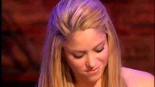Shakira - Gypsy (Live on 'With Alexa Chung') HQ