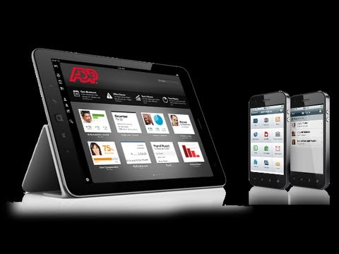 Adp Showcases Innovation In Recruiting Tablet Amp Mobile
