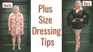 Style guide for plus size - Dressing tips Do
