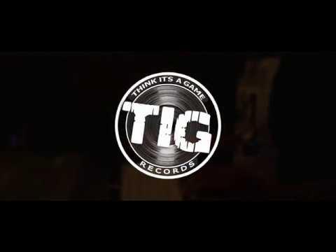 T.I.G Artist La Mazii Studio Session Shot By LilSamWorld