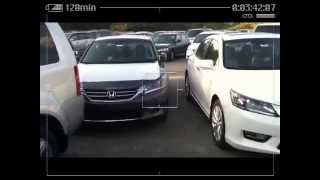 Jason@valley Honda Presents: 2013 Honda Accord Trunk Lock Feature