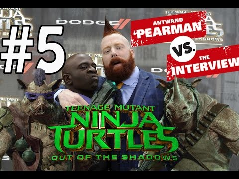 Bebop and RockSteady - Antwand Pearman vs The Interview