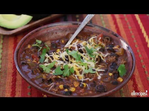 How to Make Taco Soup | Slow Cooker Recipes | Allrecipes.com