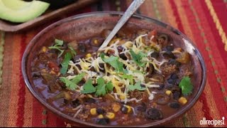 Slow Cooker Recipes - How to Make Taco Soup