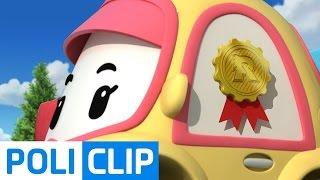 Safety badge | Robocar POLI Clips