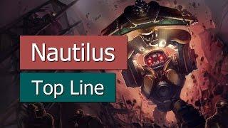 League of Legends - Nautilus (Top Line)