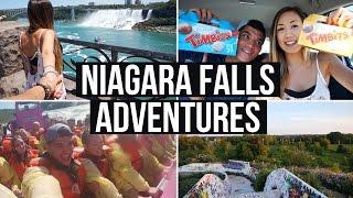 Whirlpool Jet Boating & Adventures in Niagara Falls! | LaurDIY