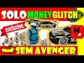 SOLO MONEY GLITCH GTA 5 ONLINE GLITCH DUPLICAR CARROS (GTA V Glitch Dinheiro Ilimitado) EXCLUSIVO