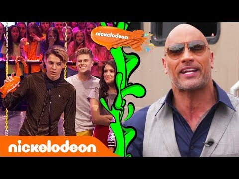 Camila Cabello, Dwayne Johnson, Jace Norman & MORE! 🏆OFFICIAL Winners List: Kids' Choice Awards 2018