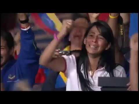 Grandes Momentos del Deporte Venezolano 2da Parte