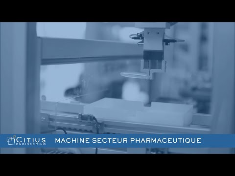 Machine pharma - Citius Engineering
