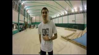 vsenadosku.ru Тренинг Базовые элементы скейтбординга. Урок 3