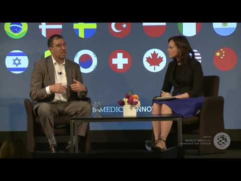 2016 WMIF | Fireside Chat: Andy Slavitt, Acting Administrato