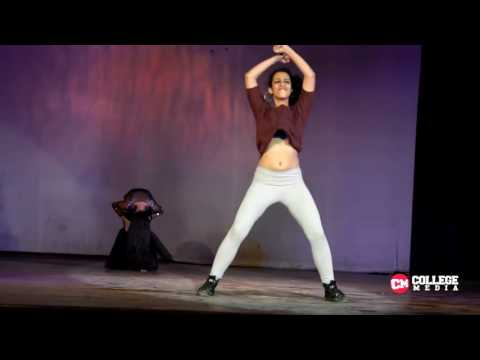 Super Girls Face off Battle freshers party 2016// IIT College Delhi// Insta Viral// YouTube