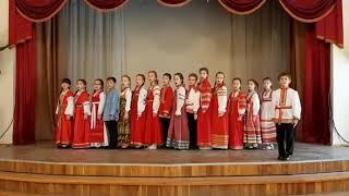 """Ансамбль народной песни """"Канарейка""""   песня о Зое Космодемьянской"""