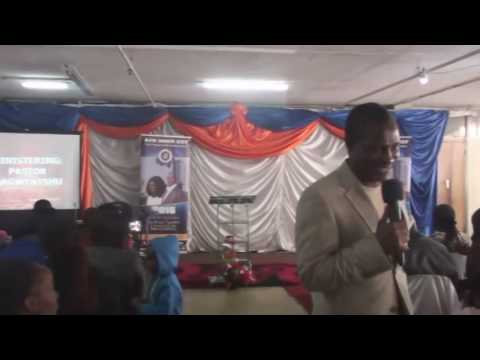 Pastor Caesar Magwentshu - Moving To A New Address