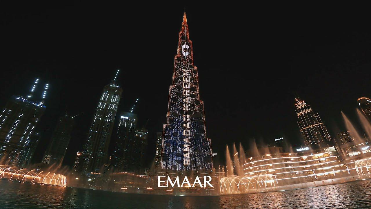 Ramadan Fountain Show