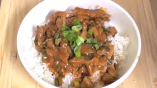 Ginger And Peanut Spiced Chicken (satay Recipe)