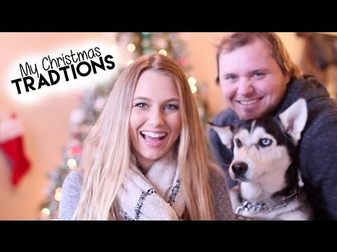 My Christmas Traditions!