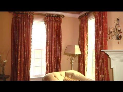 Curtain-to-Window Ratio : Window Treatments & Decor