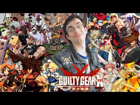 Guilty Gear Xrd Characters Summerized