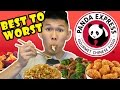 PANDA EXPRESS: ALL MENU ITEMS RANKED! - Life After College: Ep. 514