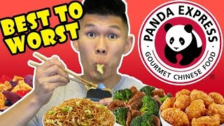 PANDA EXPRESS: ALL MENU ITEMS RANKED! - Life ...